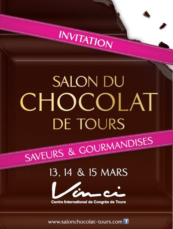 Dotation du jeu tours v nements - Invitation gratuite salon du chocolat ...