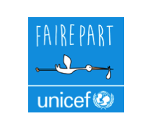Faire part Unicef
